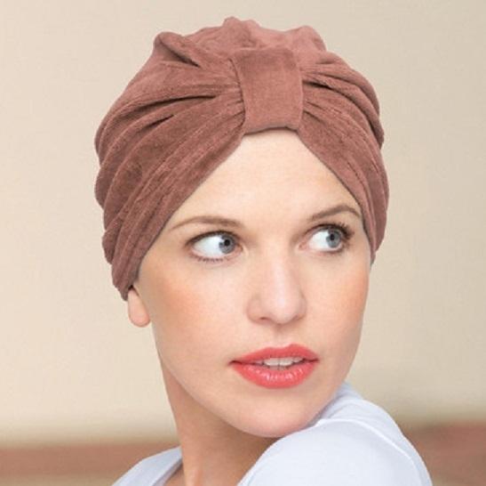 Cómo elegir un turbante oncológico para tu proceso de quimioterapia