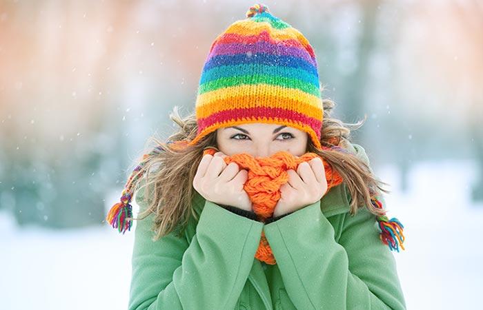 Cómo proteger tu piel del frío